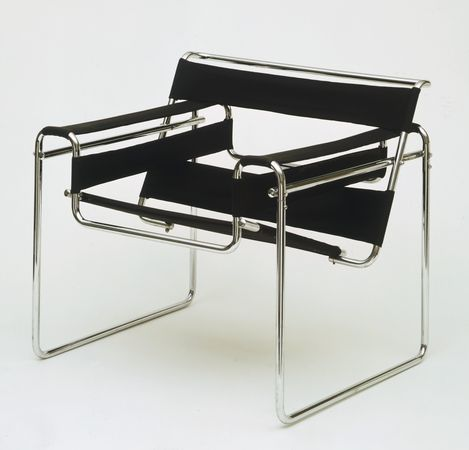 design tavern marcel breuer chair the wasilly chair. Black Bedroom Furniture Sets. Home Design Ideas