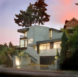 montgomery residence