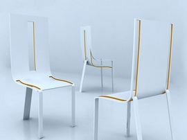 ONE- PIECE chairs