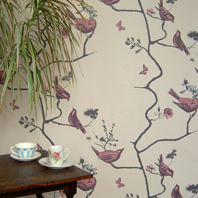 Friendly House Designs on 10 Eco Wallpapers To Chic Up Your Home    Design Tavern
