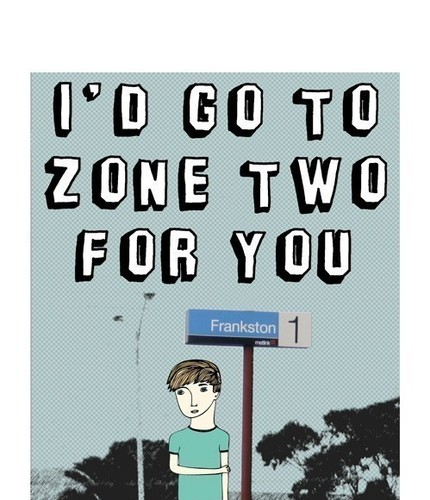 id go to zone two for you