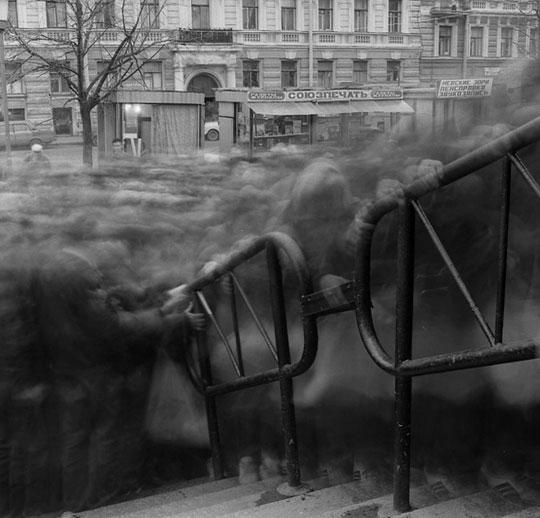 foule fantome ombre alexey titarenko 03 La foule des ombres dAlexey Titarenko