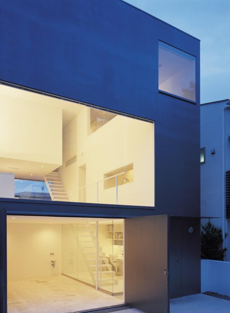 Industrial Designer House / Koji Tsutsui Architect & Associates © Masao Nishikawa